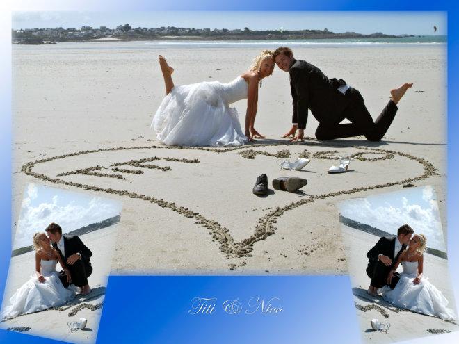 25 MARIAGE PORTRAITS COUPLE