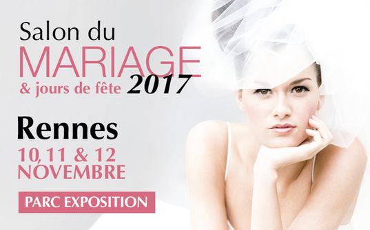 salon du mariage de rennes novembre 2017 lolita qu lais. Black Bedroom Furniture Sets. Home Design Ideas